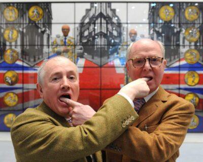 Gilbert & George e l'arte di tutti