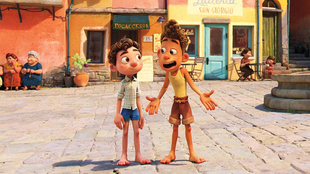 Luca Pixar: il film che parla di diversità e amicizia