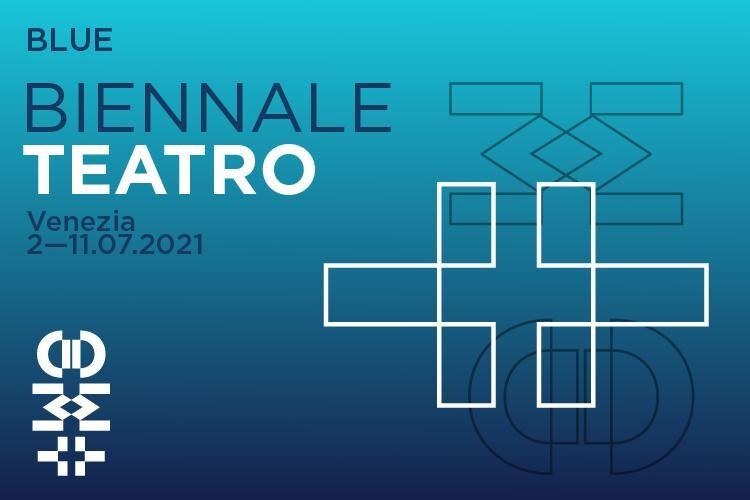 Frammenti di un Blue discorso – suggestioni della Biennale Teatro 2021